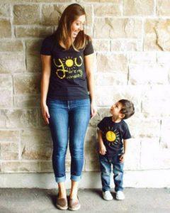Baju Couple untuk Menunjukkan Hubungan Ibu dan Anak