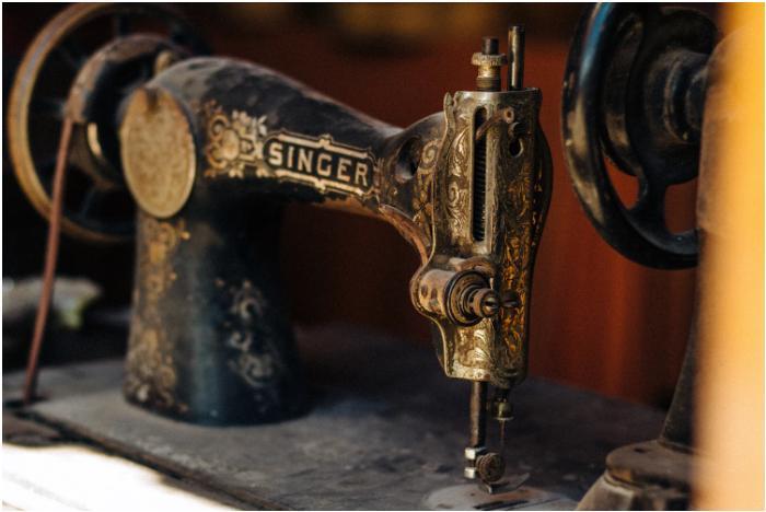 Sejarah dan Cara Kerja dari Mesin Jahit